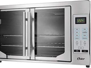 luby French Door Toaster Oven