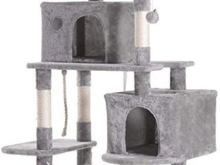 Hey Brother Multi level Cat Tree Tower