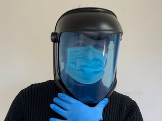 Honeywell Uvex Hardcoat Antifog Bionic Face Shields