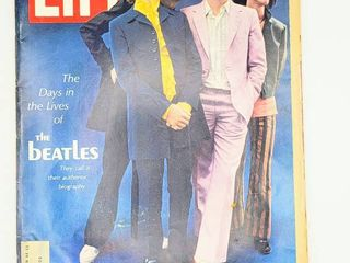 The Beatles September 13  1968 lIFE Magazine   The Days in the lives of The Beatles