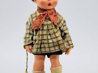 Goebel Hummel Vinyl Rubber Boy Doll