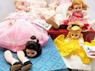6  Collectible Dolls That Need Some TlC   Madame Alexander  Betsy McCall  Vogue Doll   more