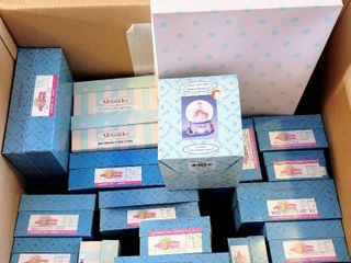 20  Empty Madame Alexander Boxes   Majority are for Wizard of Oz dolls