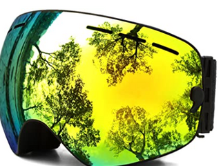 BeNice Ski Goggles with UV Eye Protection