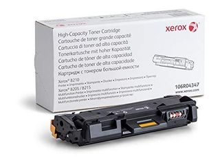 Xerox B205  B210  B215 Black High Capacity Toner Cartridge  3 000 Pages    106R04347