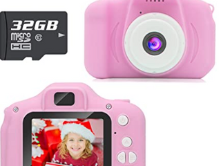Hachis Choice   Childrens Digital Camera   Pink
