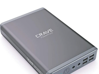 Crave   Power Pack   3 7V 50000 mAh   Grey Blue