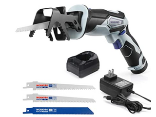 WORKEPRO 12V CORDlESS RECIPROCATING SAW