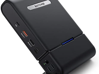RAVPower   PD Pioneer 30000 mAh 100W 3 Port Power House