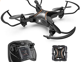 Top Flyer series of flight   Compact and portable mini foldable drone