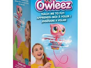 Owleez Electronic Pet  Pink