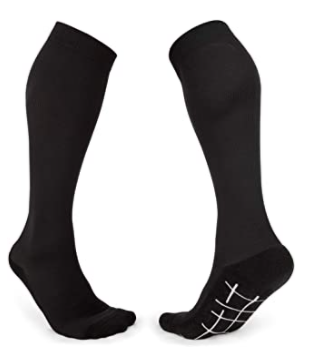 5 Star United  Commission Socks  Black 1 Pair
