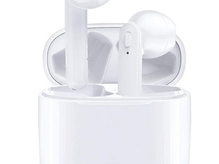 True Wireless Earbuds   White