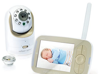 INFANT OPTICS DXR 8 Wireless Digital Video Monitoring System