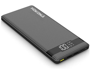 Hokonui   W20000 Power Bank   Black