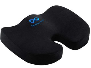 Everlasting Comfort  Memory Foam Seat Cushion