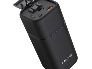 RevPower  RavPower PD Pioneer 20000mAh 80w 2 Port  Power House  Model RP PB054