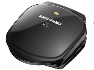 GEORGE FOREMAN REMOVES UP TO 42 OF FAT