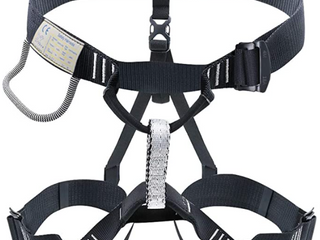 X Xben Climbing Harness Professional Montainnerring Rock Climbing Harness  Work Safety Belt Black And Red