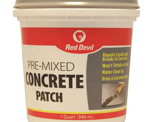 RED DEVIl PRE MIXED CONCRETE PATCH