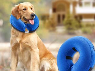 Bencmate  Medium  Inflatable Collar  Neck Circumference 8 12