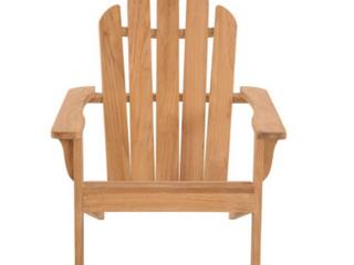 Douglas Nance   lakeside Adirondack Chair   Distressed Wood Color