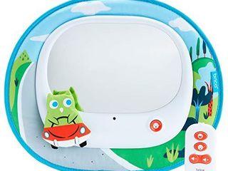 Brica Cruisin  Baby In Sight Car Mirror  Owl