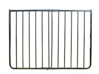 Cardinal Pet Gates Stairway Special Pet Gate  Black  SS 30