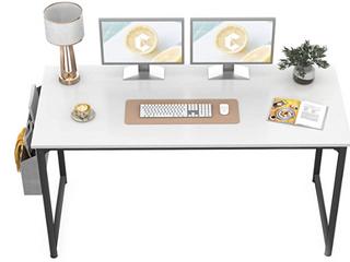 CubiCubi   55  Computer Desk   White  Damaged Corner