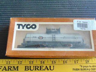 Tyco HO Diamond Chemicals
