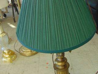 old eagle lamp