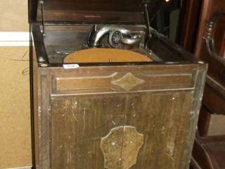 Victrola phonograph