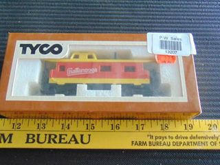 Tyco HO Chattanooga Caboose