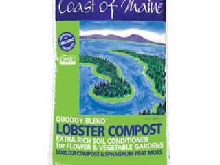 Coast of Maine Q1 lobster Compost Soil Conditioner