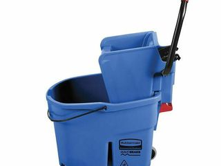 Rubbermaid WaveBrake 35QT Mop Bucket