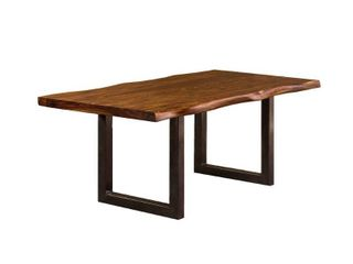 Hillsdale Furniture Emerson Natural Sheesham Dining Table
