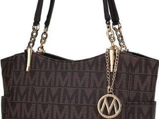 MKF Collection Braylee M Signature Tote by Mia K