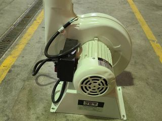 Jet Dust Collector 2hp 230 460v As Is 3 phase