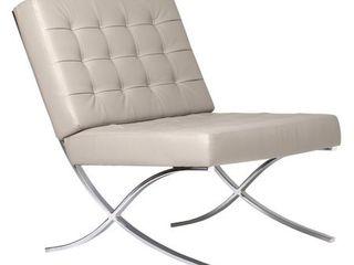 Studio Designs Home Atrium Bonded leather Chair