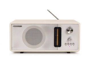 Crosley   Harmony Radio   White Sand