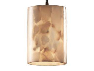 Justice Design Alabaster Rocks Dark Bronze Min pendant  Retail 124 20   set of 2
