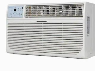 Keystone 450 sq ft 230 Volt White Through the Wall Air Conditioner   As Is not tested needs special plug