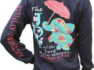 Southern Attitude  Joy  T Shirt size small womens