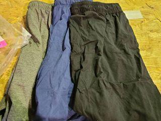 3 Pack Menas 100  Cotton Ultra Soft Knit Sleep Shorts   lounge Wear xl