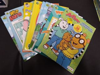 Variety Children s Activity and learning Books