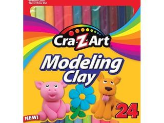 Cra Z Art Modeling Clay  17 5 oz  24 Count  10901