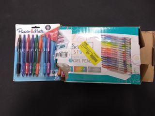 Mattel Write Dudes Super Gel Pen Tower   32 Count