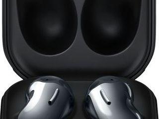 Samsung   Galaxy Buds live True Wireless Earbud Headphones   Black