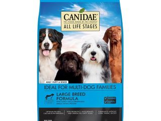 Canidae All life Stages Turkey   Brown Rice large Breed Dry Dog Food  44 lb