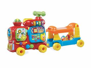 VTech  Sit to Stand Ultimate Alphabet Train  Ride On Train Toy